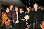 Guests, Gloria Orenstein (center)