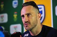 Faf du Plessis - 13 July 2018