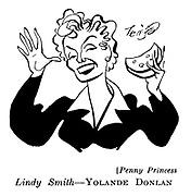 Penny Princess ; Yolande Donlan