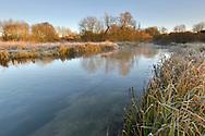 The River Test at Longparish, Hampshire