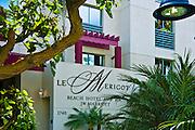 Le Merigot, Beach Hotel, JW Marriott, Santa Monica, CA,