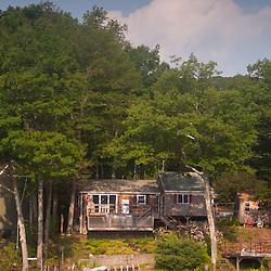 Sears House, Hamilton Reservoir, Holland, Massachusetts, US