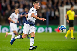 November 6, 2018 - London, Greater London, England - Toby Alderweireld of Tottenham Hotspur during the UEFA Champions League Group Stage match between Tottenham Hotspur and PSV Eindhoven at Wembley Stadium, London, England on 6 November 2018. Photo by Salvio Calabrese. (Credit Image: © AFP7 via ZUMA Wire)