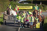 Markwells Wood protest