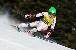 02.02.2011, Nici Hang, Lachtal, AUT, FIS Junioren Riesentorlauf, Men, im Bild // Florian Zaechling (AUT) // during the men giant slalom race at the FIS Junior races in Lachtal, EXPA Pictures © 2011, PhotoCredit: EXPA/ S. Zangrando