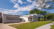 Exterior Image of Bald Eagle Recreation Center in Washington DC by Jeffrey Sauers of Commercial Photographics