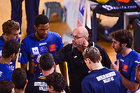 Arnaud JOSSERAND  - 13.12.2014 - Tourcoing / Montpellier - 11eme journee de Ligue A<br /> Photo :  Dave Winter / Icon Sport *** Local Caption ***
