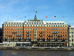 The Grand Hotel, Stockholm, Sweden