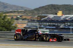 01.02.2011, Street Circuit. Jerez, ESP, Formel 1 Test 1 Valencia 2011,  im Bild Vitaly Petrov (RUS), Lotus Renault GP EXPA Pictures © 2011, PhotoCredit: EXPA/ nph/  Dieter Mathis       ****** out of GER / SWE / CRO  / BEL ******