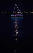 Scenes from the 2015 Monterey Harbor Holiday Lighted Boat Parade