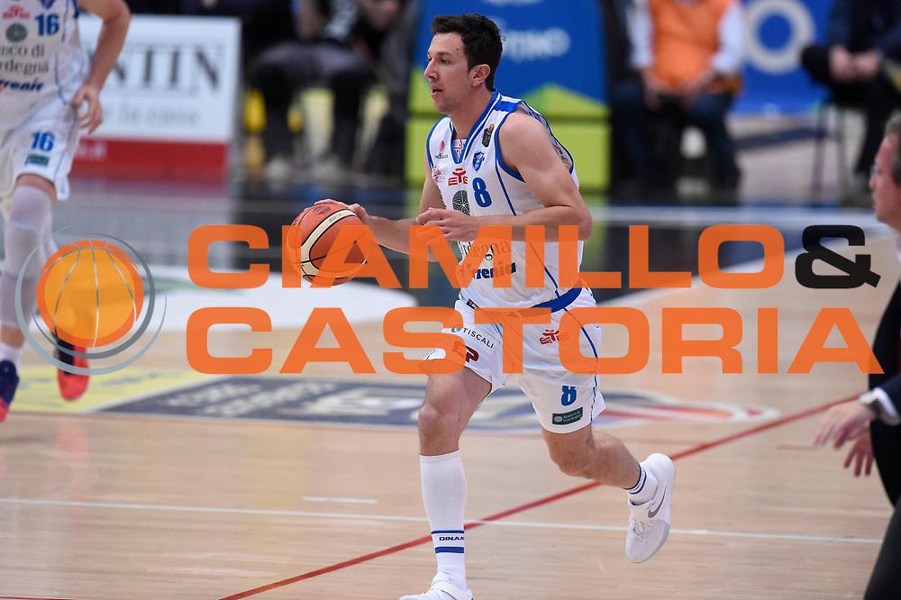 Devecchi Giacomo<br /> Quarti di Finale Gara 2<br /> Legabasket A 2016,2017<br /> Trento 14,05,2017<br /> Foto Ciamillo-Castoria,GiulioCiamillo