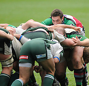 Reading, GREAT BRITAIN, Quins' Tom QUEST, during the Guinness Premiership game, London Irish vs Harlequins, 19.04.2008 [Mandatory Credit Peter Spurrier/Intersport Images]