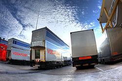 FORMEL 1: Testfahrten, Valencia, 02.02.2011<br /> Illustration, McLaren<br /> © pixathlon