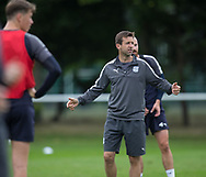 Dundee manager Neil McCann during Dundee training at the University Grounds, Riverside, Dundee<br /> <br />  - &copy; David Young - www.davidyoungphoto.co.uk - email: davidyoungphoto@gmail.com