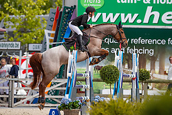 Wouters Seppe, BEL, Kristal Sparkie Van Begeveld<br /> Belgisch kampioenschap Young Riders - Azelhof - Lier 2019<br /> © Hippo Foto - Dirk Caremans<br /> 30/05/2019