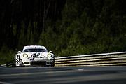June 14-19, 2016: 24 hours of Le Mans. PROTON COMPETITION, PORSCHE 911 RSR, Cooper MAC NEIL, Lehman KEEN, Marc MILLER, LM GTE AM