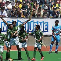 MELBOURNE - Champions Trophy men 2012<br /> India v Pakistan<br /> foto: Pakistan wins third pace.<br /> FFU PRESS AGENCY COPYRIGHT FRANK UIJLENBROEK