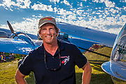 David Marco and his fully restored and airworthy Lockheed 12A Electra Junior.  Created for General Aviation News.  Created by aviation photographer John Slemp of Aerographs Aviation Photography. Clients include Goodyear Aviation Tires, Phillips 66 Aviation Fuels, Smithsonian Air & Space magazine, and The Lindbergh Foundation.  Specialising in high end commercial aviation photography and the supply of aviation stock photography for commercial and marketing use.