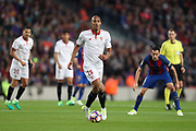 STEVEN N ZONZI of Sevilla FC during the Spanish championship Liga football match between FC Barcelona and Sevilla FC on April 5, 2017 at Camp Nou stadium in Barcelona, Spain. <br /> Photo Manuel Blondeau / AOP Press / ProSportsImages / DPPI