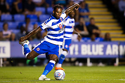 Leandro Bacuna of Reading - Mandatory by-line: Robbie Stephenson/JMP - 03/08/2018 - FOOTBALL - Madejski Stadium - Reading, England - Reading v Derby County - Sky Bet Championship