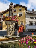 SWITZERLAND: Engadine (Grisons/Graubunden)