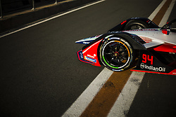 October 17, 2018 - Valencia, Spain - 94 WEHRLEIN Pascal (deu), MAHINDRA RACING Team during the Formula E official pre-season test at Circuit Ricardo Tormo in Valencia on October 16, 17, 18 and 19, 2018. (Credit Image: © Xavier Bonilla/NurPhoto via ZUMA Press)