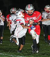 Football 2011 Sabers Pee Wee vs Warriors