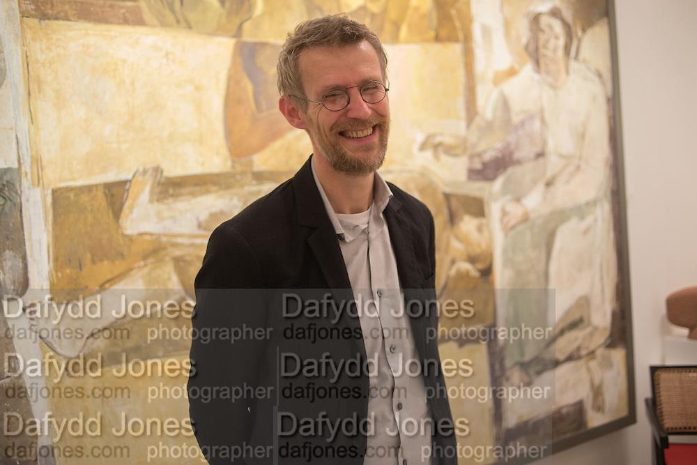 MARK SHIELDS, 20/21 British Art Fair. Celebrating its 25 Anniversary. The Royal College of Art . Kensington Gore. London. 12 September 2012.
