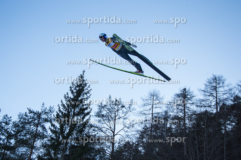 22.03.2013, Planica, Kranjska Gora, SLO, FIS Ski Sprung Weltcup, Skifliegen, 1. Wertungsdurchgang, im Bild Gregor Schlierenzauer (AUT) // Gregor Schlierenzauer of Austria in action during 1st round of the FIS Skijumping Worldcup Individual Flying Hill, Planica, Kranjska Gora, Slovenia on 2013/03/22. EXPA Pictures © 2012, PhotoCredit: EXPA/ Johann Groder