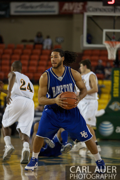 November 26, 2008: in the opening game of the 2008 Great Alaska Shootout at the Sullivan Arena