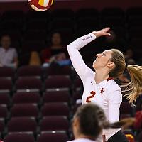 USC Women's Volleyball | ASU | 2016