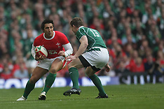 Wales v Ireland - RBS Six Nations 2009