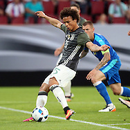 Leroy Sane of Germany during the International Friendly match at WWK Arena, Augsburg<br /> Picture by EXPA Pictures/Focus Images Ltd 07814482222<br /> 27/05/2016<br /> ***UK &amp; IRELAND ONLY***<br /> EXPA-EIB-160529-0142.jpg