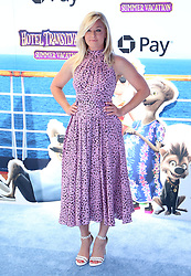 July 1, 2018 - Los Angeles, California, USA - 6/30/18.Elisabeth Rohm at the premiere of ''Hotel Transylvania 3: Summer Vacation'' held at the Westwood Village Theatre in Los Angeles, CA. (Credit Image: © Starmax/Newscom via ZUMA Press)