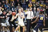 MBKB: University of Wisconsin Oshkosh vs. Augustana College (Illinois) (12-02-17)