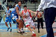DESCRIZIONE : Final Eight Coppa Italia 2015 Semifinale Dinamo Banco di Sardegna Sassari - Grissin Bon Reggio Emilia<br /> GIOCATORE : Federico Mussini<br /> CATEGORIA : palleggio fallo<br /> SQUADRA : Grissin Bon Reggio Emilia<br /> EVENTO : Final Eight Coppa Italia 2015 <br /> GARA : Dinamo Banco di Sardegna Sassari - Grissin Bon Reggio Emilia<br /> DATA : 21/02/2015<br /> SPORT : Pallacanestro <br /> AUTORE : Agenzia Ciamillo-Castoria/Max.Ceretti
