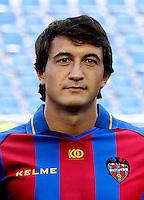 Héctor Rodas ( Levante UD )