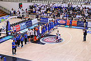DESCRIZIONE : Trento Nazionale Italia Maschile Trentino Basket Cup Italia Paesi Bassi Italy Netherlands <br /> GIOCATORE : Team Italia Italy<br /> CATEGORIA : Before Pregame<br /> SQUADRA : Italia Italy<br /> EVENTO : Trentino Basket Cup<br /> GARA : Italia Paesi Bassi Italy Netherlands<br /> DATA : 30/07/2015<br /> SPORT : Pallacanestro<br /> AUTORE : Agenzia Ciamillo-Castoria/GiulioCiamillo<br /> Galleria : FIP Nazionali 2015<br /> Fotonotizia : Trento Nazionale Italia Uomini Trentino Basket Cup Italia Paesi Bassi Italy Netherlands