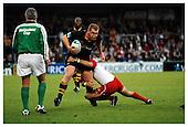 London Wasps v Biarritz Olympique. Season 2004-2005