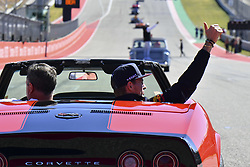 November 3, 2019, Austin, United States of America: Motorsports: FIA Formula One World Championship 2019, Grand Prix of United States, ..#33 Max Verstappen (NLD, Aston Martin Red Bull Racing) (Credit Image: © Hoch Zwei via ZUMA Wire)