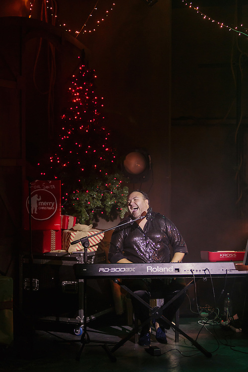 Now in its third year, Carols by Cabaret celebrates all things Christmas at Hayes Theatre Co with an evening of carols and hall-decking joy from performers who have appeared throughout the 2016 season.<br />