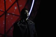 ROTTERDAM - The Weeknd bij de uitreiking van de MTV European Music Awards (EMA) 2016 in Rotterdam Ahoy.