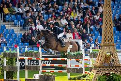 Allen Bertram, IRL, Gk Casper<br /> CHIO Aachen 2019<br /> Weltfest des Pferdesports<br /> © Hippo Foto - Stefan Lafrentz<br /> Allen Bertram, IRL, Gk Casper