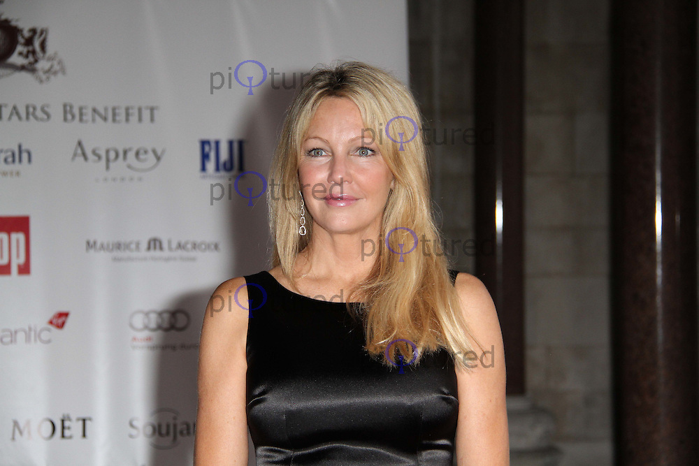Heather Locklear FitFlop Shooting Stars Benefit closing ball, The Royal Courts of Justice, Strand, London, UK, 05 August 2011:  Contact: Rich@Piqtured.com +44(0)7941 079620 (Picture by Richard Goldschmidt)