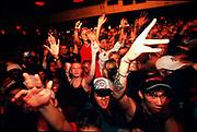 ©Naki Kouyioumtzis/ PYMCA<br />Crowd at UK B-Boy Championships