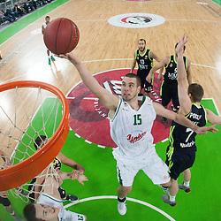 20121109: SLO, Basketball - Euroleague 2012/13, KK Union Olimpija vs Real Madrid