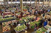 Public market, Lautoka, Viti Levu, Fiji.