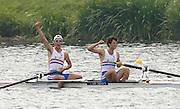 2006, U23 Rowing Championships,Hazewinkel, BELGIUM Sunday, 23.07.2006. Photo  Peter Spurrier/Intersport Images email images@intersport-images.com..[Mandatory Credit Peter Spurrier/ Intersport Images] Rowing Course, Bloso, Hazewinkel. BELGUIM