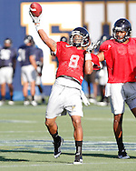 FIU Football Practice Friday Morning.