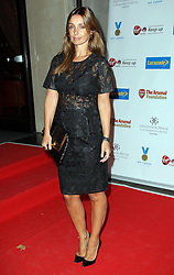 Louise Redknapp  arriving for the inaugural Mo Farah Foundation fundraising ball  in London on Saturday, 1st September 2012. Photo by: Stephen Lock / i-Images